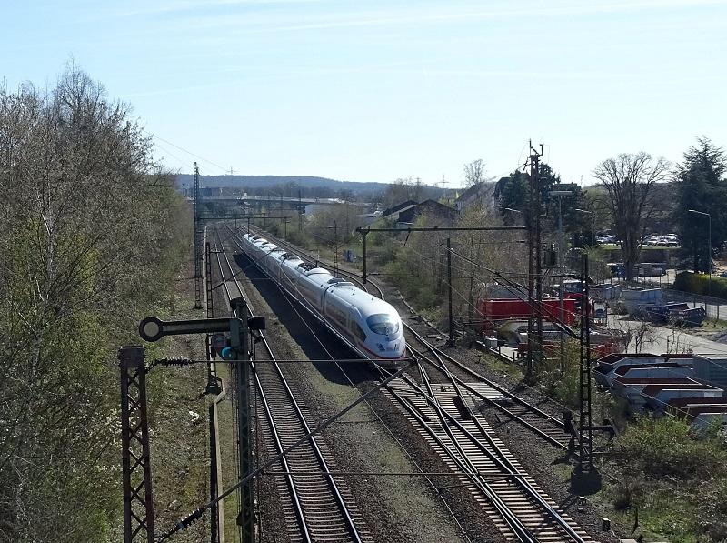 Westbahn ICE