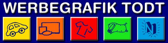 Logo Werbegrafik Todt