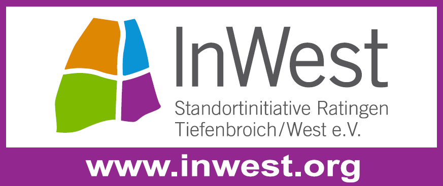 InWest-Schild