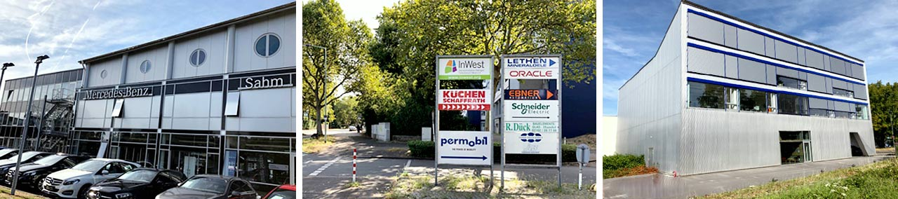 Ratingen Tiefen­broich/West